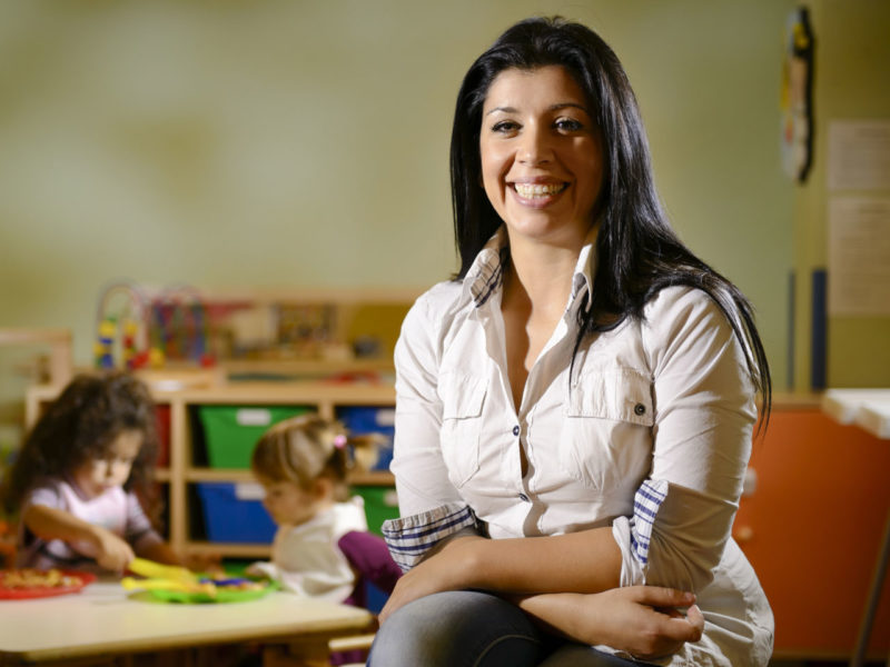 Child Care / Preschool Teacher Qualifications