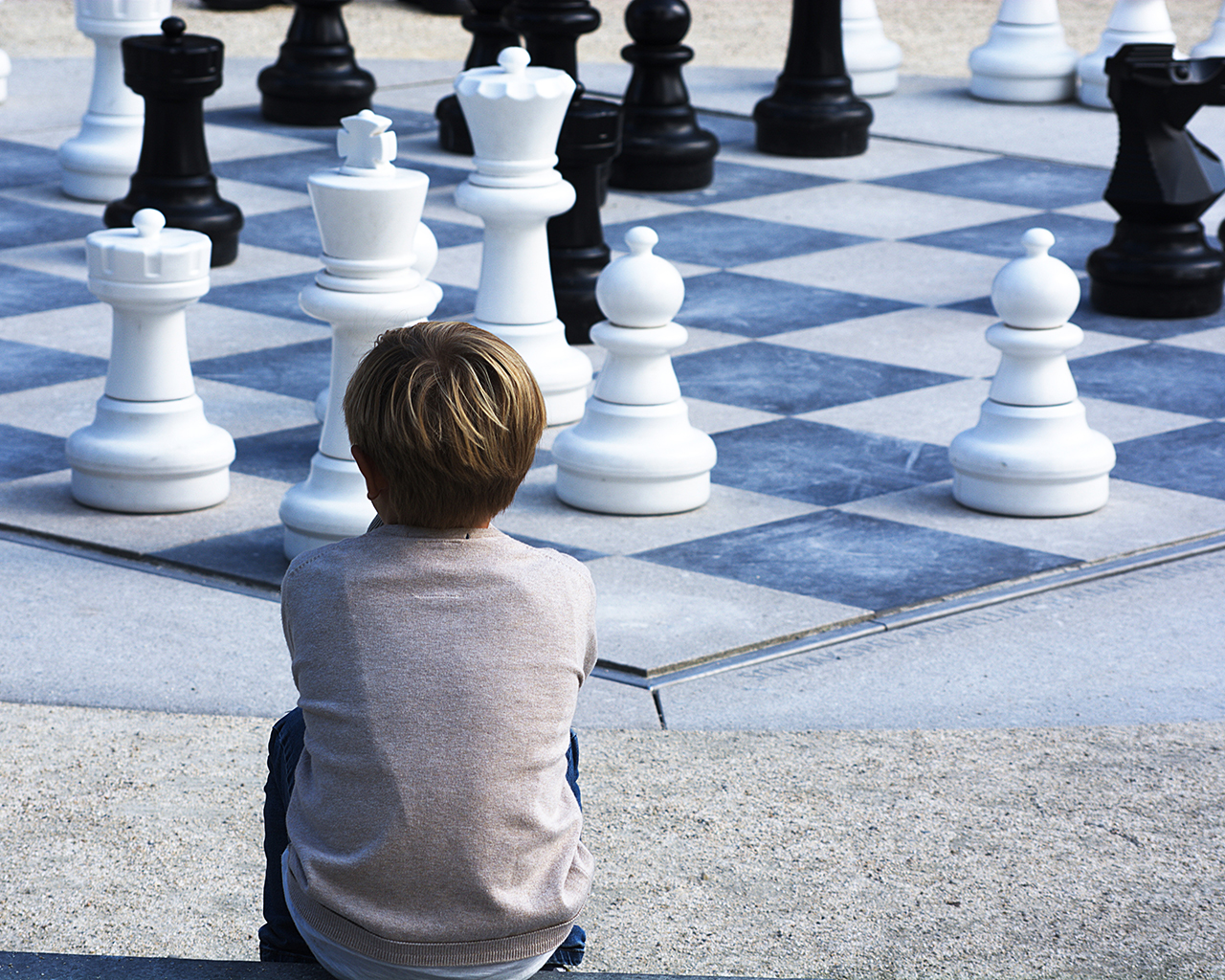 dealing with challenging child
